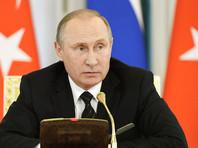 СМИ сообщили о визите Путина в Турцию 31 августа