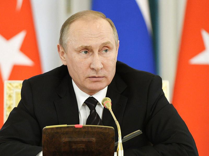 Президент России Владимир Путин посетит Турцию 31 августа, сообщает турецкий сайт T24.com.tr