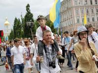 Опрос: 65% украинцев хотят уехать из страны за границу