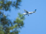 Частный самолет с шестью пассажирами разбился в США