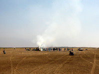 В Сирии сбит российский вертолет Ми-8 с пятью военными на борту