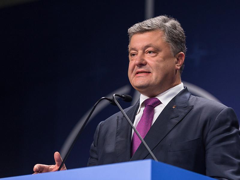 В ответ на это его украинский коллега Петр Порошенко назвал все обвинения фантазиями и сам обвинил Россию в поддержке и финансировании терроризма