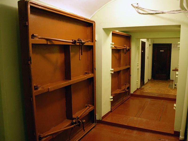 Россия в течение нескольких лет строит в Москве и по всей стране десятки подземных ядерных командных бункеров