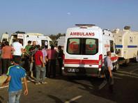 На юго-востоке Турции прогремели два взрыва: десятки пострадавших