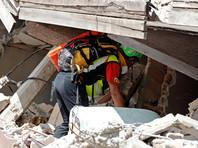 Число жертв землетрясения в Италии возросло до 250 человек