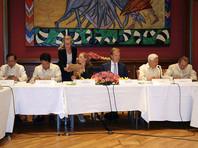 Правительство Филиппин подписало соглашение о бессрочном прекращении огня с маоистами