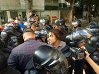 В Бразилии продолжаются акции протеста местных жителей против проведения Олимпиады