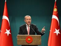 """Эрдоган пообещал взять на себя половину расходов на строительство """"Турецкого потока"""""""