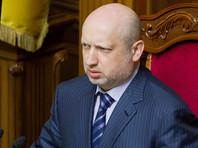 Турчинов назвал данные о подготовке терактов в Крыму попыткой скрыть перестрелку пьяных российских военных