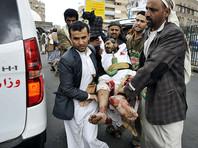 Аравийская коалиция сбросила бомбу на рынок в Йемене, погибли более 30 человек