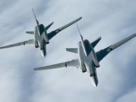 Российские бомбардировщики Ту-22М3 нанесли удар по объектам ИГ вблизи Пальмиры
