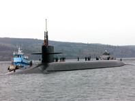 Атомная подлодка ВМС США столкнулись с кораблем снабжения в водах близ штата Вашингтон