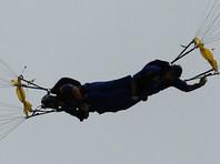 Два скайдайвера в США разбились во время совместного прыжка