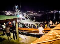 Служба береговой охраны Италии за сутки спасла 6,5 тыс. мигрантов у берегов Ливии