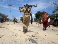 В результате теракта в Сомали погибли более 20 человек