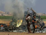Ранее неизвестная сирийская группировка заявила о захвате тел россиян со сбитого Ми-8