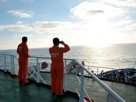 Китаянка, упавшая с круизного лайнера, почти двое суток провела в открытом море