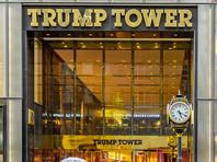 В Нью-Йорке задержан сторонник Дональда Трампа, который пытался вскарабкаться на небоскреб Trump Tower (ВИДЕО)