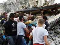 Число жертв землетрясения в Италии превысило 200 человек