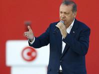 Эрдоган, выступая на демократическом митинге в Стамбуле, заявил об отсутствии демократии в Германии
