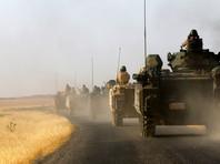 Турция нанесла удары по позициям курдов на севере Сирии