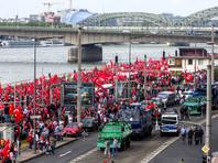 МИД Турции вызвал представителя посольства Германии из-за митинга в Кельне