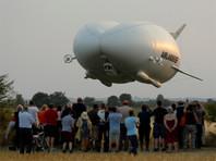 Самое большое воздушное судно в мире совершило первый полет