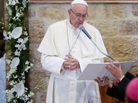 Папа римский Франциск обратился к команде беженцев на Играх в Рио-де-Жанейро