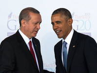 """Обама проведет встречу с Эрдоганом в Пекине на полях саммита """"Большой двадцатки"""""""