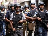 Территория была оцеплена, и полицейским удалось обнаружить укрывшихся в одном из домой боевиков