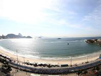 Громкий взрыв прогремел у олимпийской велотрассы в Рио