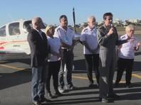 Австралиец Лэклен Смарт в свои 18 лет стал самым молодым человеком, совершившим кругосветное путешествие в одиночку на одномоторном самолете