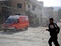 Жители сирийского Идлиба обвинили Россию в применении кассетных бомб