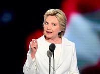 """В США Хиллари Клинтон обвинили в привлечении инвестиций в """"Сколково"""""""