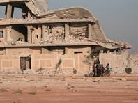 Боевики ИГ, уходя из сирийского Манбиджа, захватили около 2000 мирных жителей