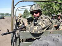 Представитель Генштаба Украины Владислав Селезнев позже заявил, что на юге Украины в среду, 10 августа, начались запланированные военные учения
