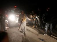 В Кабуле у входа в Американский университет произошел теракт: есть жертвы