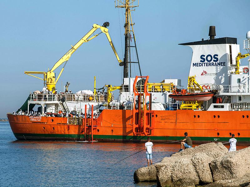 У берегов Ливии за последние 10 дней обнаружены тела 120 человек. Предположительно, мигранты пытались на лодках добраться до Италии