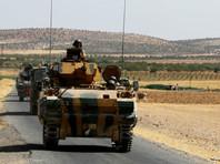 Турция сообщила о первых потерях в наземной сирийской операции