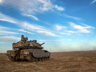 """Армия Израиля атаковала объекты """"Хамаса"""" в секторе Газа в ответ на обстрел"""