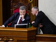 Порошенко сменил главу президентской администрации