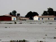 В Индии зафиксирован рекордный за 22 года уровень воды при разливе Ганга
