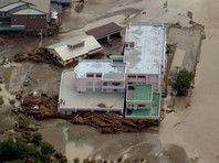 В Японии девять человек погибли в доме престарелых из-за тайфуна Lionrock