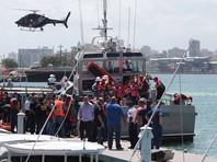 Спасатели эвакуировали всех 512 пассажиров и экипаж парома Caribbean Fantasy, который загорелся в Карибском море у берегов Пуэрто-Рико