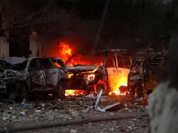 В столице Сомали боевики атаковали ресторан на пляже: минимум шесть погибших