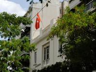 Двое турецких военных атташе пропали в Греции