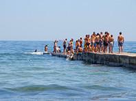 В Одессе рекомендовали несколько дней не купаться в море из-за смытых ливнем нечистот
