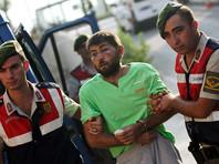 В Турции задержали 11 солдат, участвовавших в попытке покушения на Эрдогана
