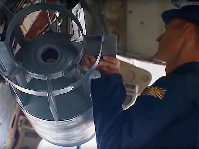Шесть стратегических бомбардировщиков Ту-22МЗ отработали по целям ИГ в Сирии