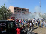 В результате теракта на востоке Турции погибли три человека, около 150 получили ранения
